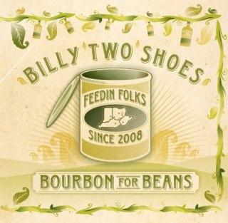 Bourbon For Beans album Cover